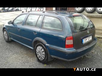 Prodám Škoda Octavia 1.6 GLX Combi Eko placeno
