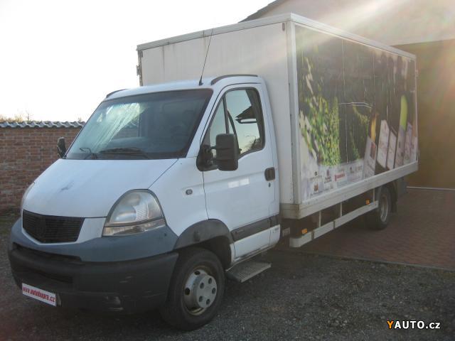 Prodám Renault Mascott 160 DXi SKŘÍŇ, 115kW