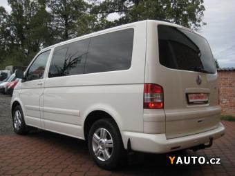 Prodám Volkswagen Multivan 2, 5 TDi AUT ČR 1MAJ SER