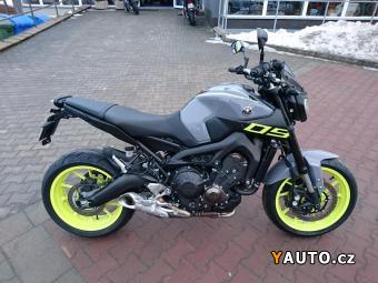 Prodám Yamaha MT-09