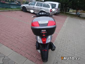 Prodám Peugeot Geopolis 250
