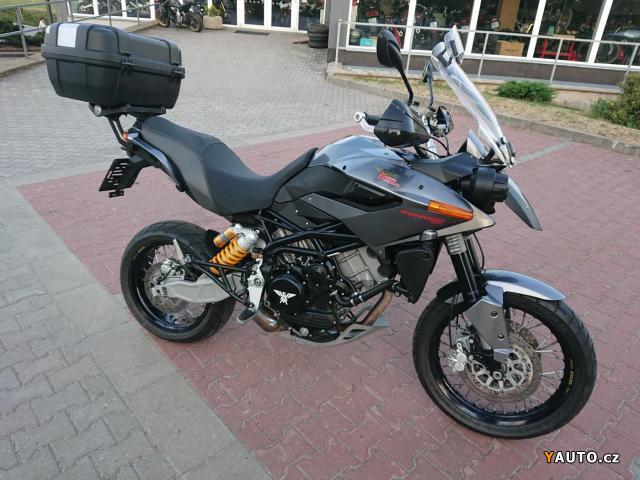 Prodám Moto Morini Granpasso 1200