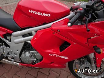 Prodám Hyosung GT 650 R