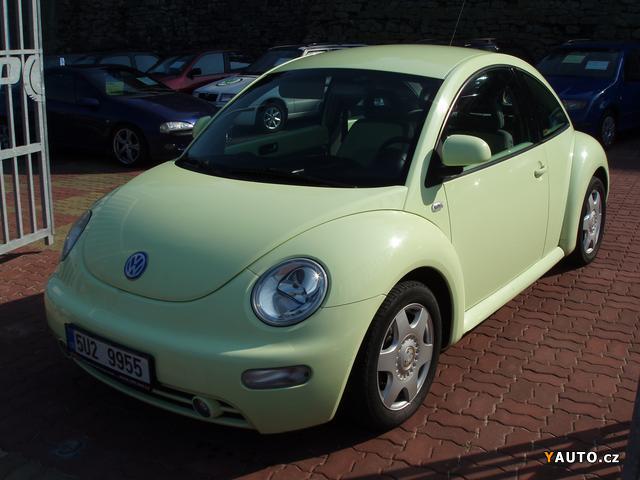 02e7a2a1835 Prodám Volkswagen New Beetle 1.9TDi 66kW PĚKNÝ VŮZ prodej Volkswagen ...