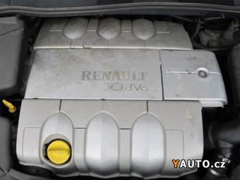 Prodám Renault Vel Satis 3,0 DCi V6 Privilege serviska