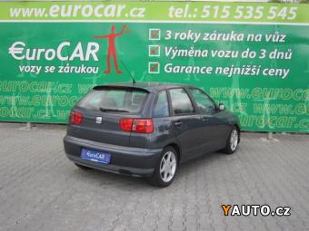 Prodám Seat Ibiza 1,9 TDi Comfort klima+alu kola