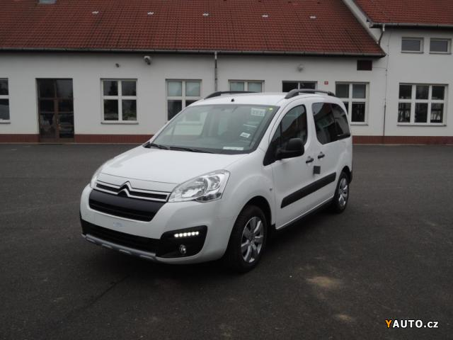 Prodám Citroën Berlingo Multispace 1.6 HDi 100FAP