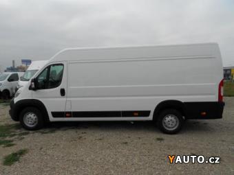 Prodám Citroën Jumper Furgon Plus 4-35 L4H2 130 MAN6