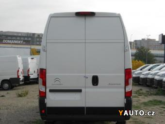 Prodám Citroën Jumper Furgon Plus 4-35 L4H3 160 MAN6