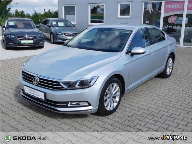 Prodám Volkswagen Passat 2,0 TDI HIGHLINE BMT 110 kW