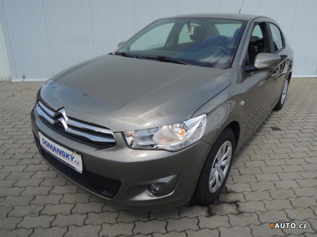 Prodám Citroën C-Elysée 1.6VTI