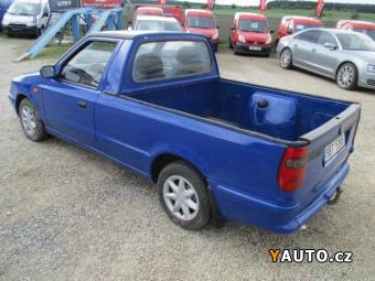 Prodám Škoda Felicia Pick-Up 1.9D EKO PLACENO