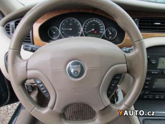 Prodám Jaguar X-Type 2.0V6 Executive Euro3