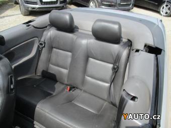 Prodám Saab 9-3 2,0T Cabrio