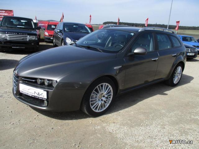 Prodám Alfa Romeo 159 1,9JTDm 150cv Distinctive Q-tr