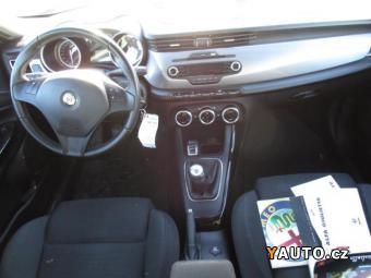 Prodám Alfa Romeo Giulietta 1,4Turbo vada motoru