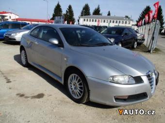 Prodám Alfa Romeo GT 1,9MJT 16V Distinctive, BOSE