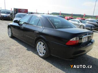 Prodám Lincoln Continental LS V8 euro4
