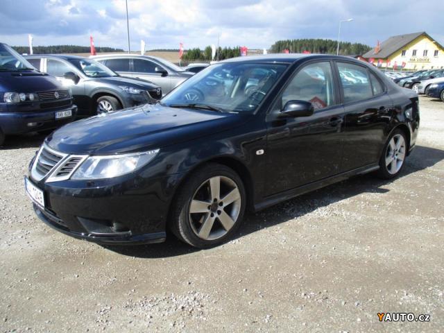 Prodám Saab 9-3 1,9TiD Vector 110kW