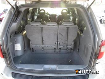 Prodám Chrysler Grand Voyager 2,8CRD Limited