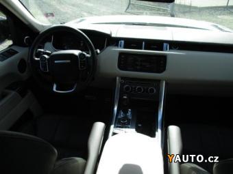 Prodám Land Rover Range Rover Sport 3,0SDV6 HSE Panorama
