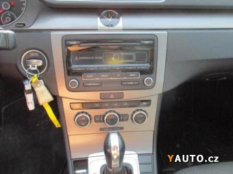 Prodám Volkswagen Passat 1,4TSi bifuel CNG DSG euro5