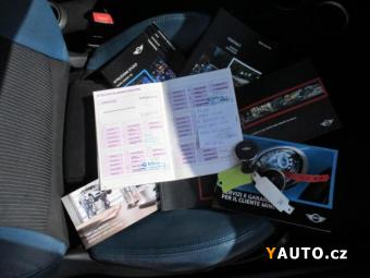 Prodám Mini Cooper S 1.6i 128kw Xenon kůže