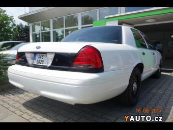Prodám Ford Crown Victoria Police Interseptor
