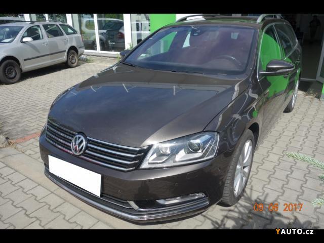 Prodám Volkswagen Passat Combi 1,4 BA + CNG