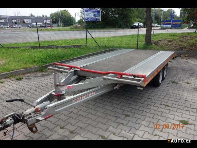 Prodám FIT-ZEL Přívěs nákladní speciální EURO