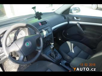 Prodám Škoda Octavia Combi 2,0TDI Ambiente