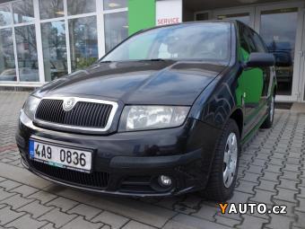 Prodám Škoda Fabia Combi 1,2i