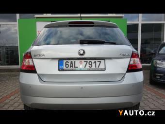 Prodám Škoda Fabia Facelift 1,2TSI Style