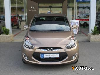 Prodám Hyundai ix20 1,4 1. majitel ČR, servisní kni