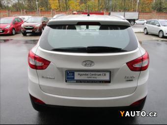 Prodám Hyundai ix35 1,7 CRDi, 1. majitel ČR, záruka