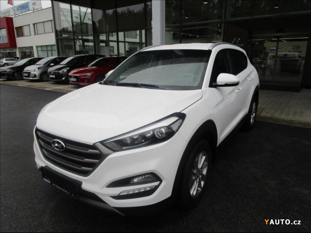 Prodám Hyundai Tucson 1,7 CRDi, 1. majitel, záruka B
