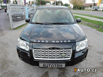 Prodám Land Rover Freelander 2 TD4 2.2 Aut. 4x4 Servis