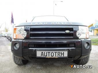 Prodám Land Rover Discovery 3 TDV6 Aut. Navi Kůže 7. míst