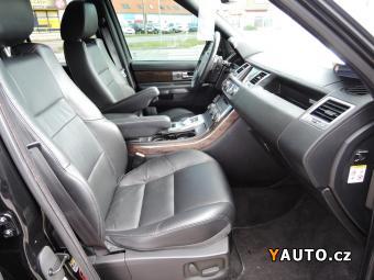 Prodám Land Rover Range Rover Sport 3.0 TDV6 - ČR - 1. maj. Servis