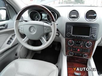 Prodám Mercedes-Benz GL 420 CDi 1. maj. ČR servis