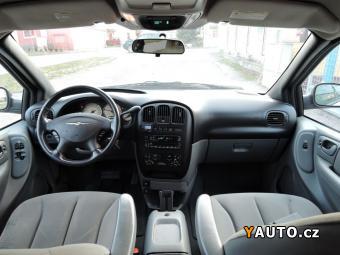 Prodám Chrysler Grand Voyager 2.8 CRDi Aut Stown Go