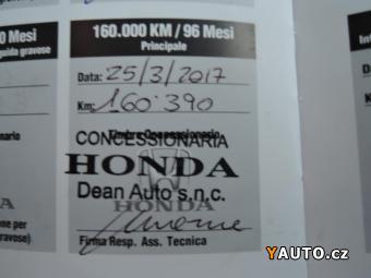 Prodám Honda CR-V 2.2 i - DTEC 4x4 Servis