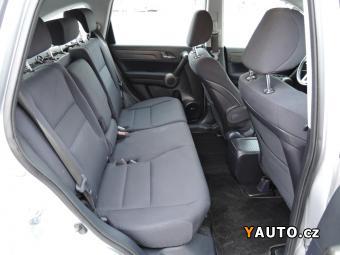 Prodám Honda CR-V 2.2 i-DTEC 4x4 Servis NAVI