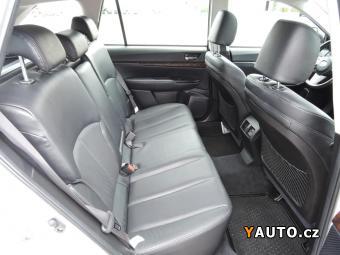 Prodám Subaru Outback 3.6R Aut. ČR 1. mauj. Servis
