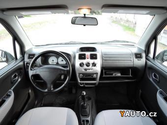 Prodám Suzuki Wagon R + 1.3i S Limited Serviska