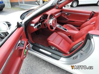 Prodám Porsche 911 Carrera S Cabrio
