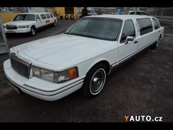 Prodám Lincoln Town Car Limuzína 7. m Pronájem