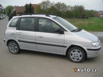 Prodám Hyundai Matrix Hyundai Matrix 1.5 CRDi