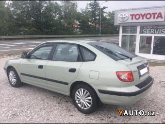 Prodám Hyundai Elantra 1,6 77 kW, ČR, Klima