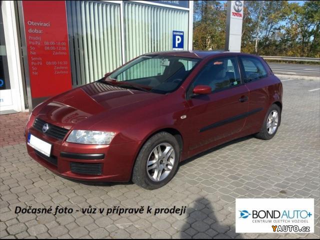Prodám Fiat Stilo 1,4 16V ČR 1. MAJ. Aut. klima